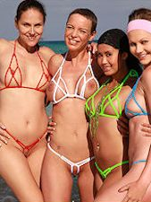 Extreme Bikinis ADULTS ONLY