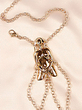 Gold Lady Chain